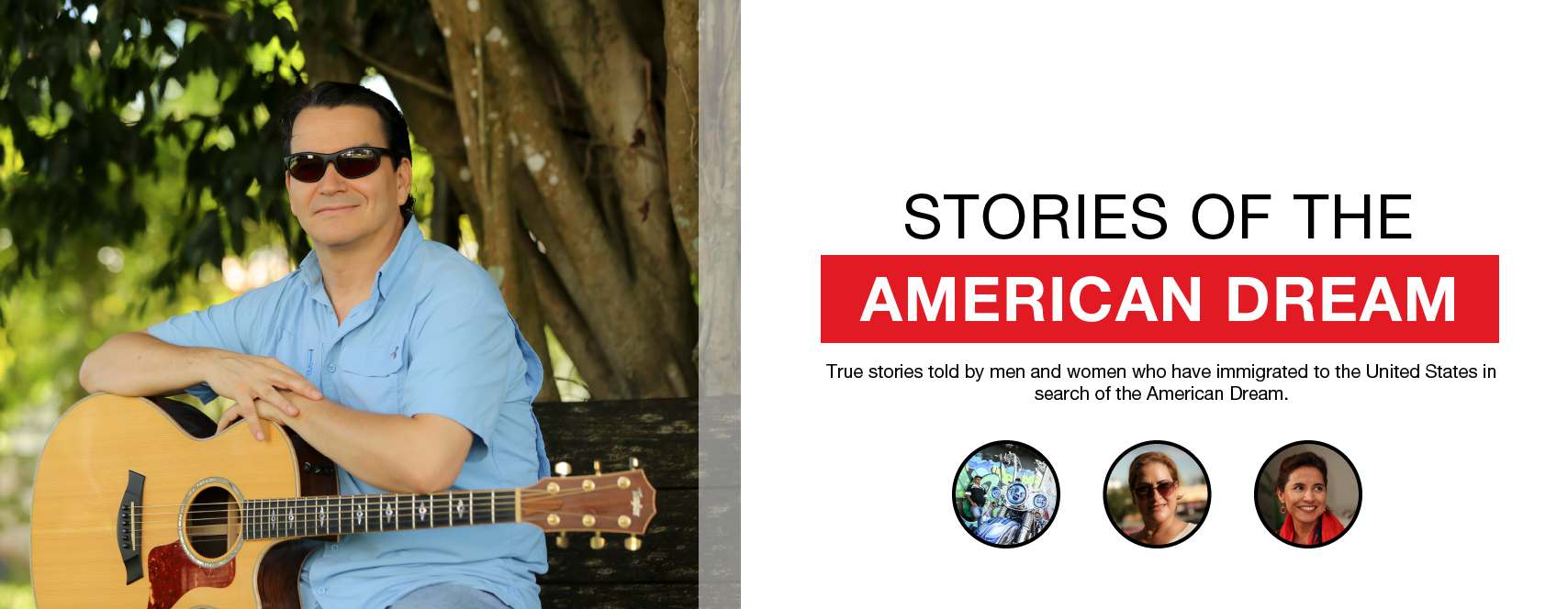 Stories of the American Dream